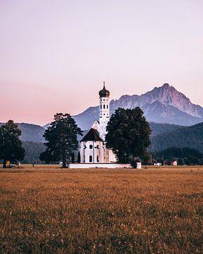 St. Coloman Kirche von Marion Stoffels