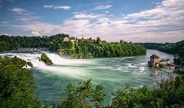 Rijn watervallen Schaffhausen van Achim Thomae
