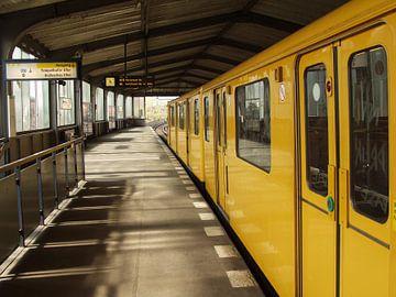 Subway Berlin 2 van ku nst