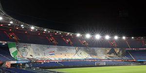 "La Flotte Argent au Feyenoord Stade ""De Kuip"" 2017 in Rotterdam"