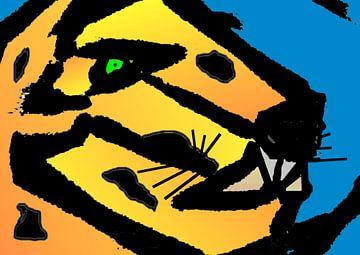 The Tiger von Harry Ucksche
