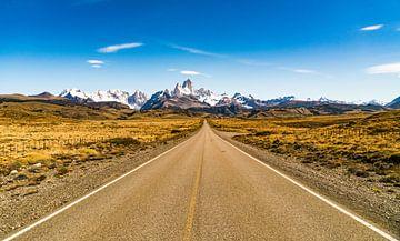 El Chalets en Patagonie sur Ivo de Rooij
