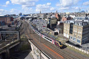 station Newcastle upon Tyne