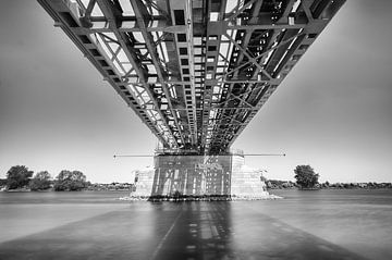Eisenbahnbrücke von Mark Bolijn