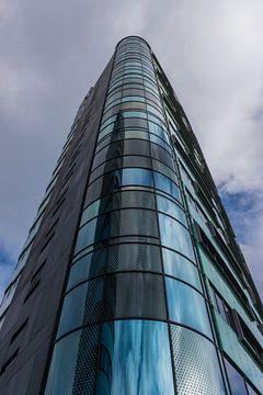 WTC Arnhem, modern kantoorgebouw in het centrum van Arnhem van Patrick Verhoef