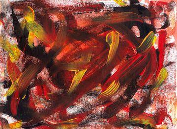 Feuerfarben von Norbert Sülzner