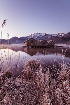 Le lac Kochelsee sur Jürgen Rockmann