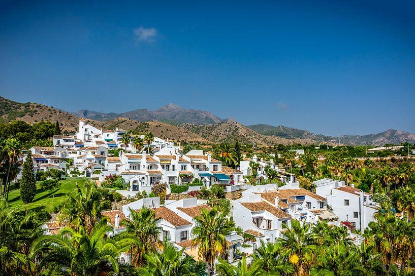 Spaans dorp van Bernardine de Laat