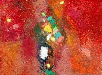 Modern Abstrakt - Rot - 3 von modern art2.0