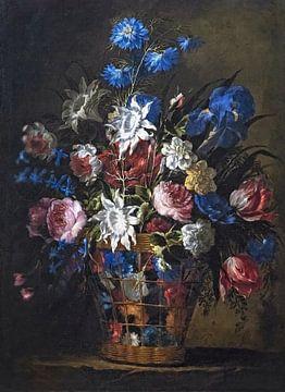 Blumenkorb, Juan de Arellano