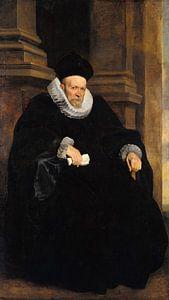 Porträt eines genovesischen Gentleman, Anthony van Dyck