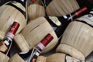 Chianti Classico, Toscane, Italië  van Jeffrey de Ruig