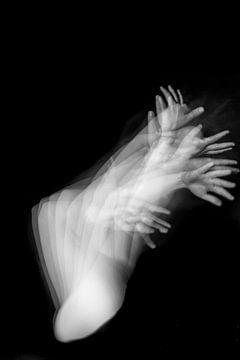 Handen in beweging von Shadia Bellafkih