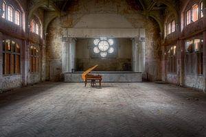 Liedje op de Piano
