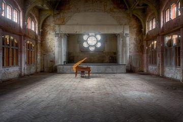 Lied auf einem Flügel - Beelitz von Roman Robroek