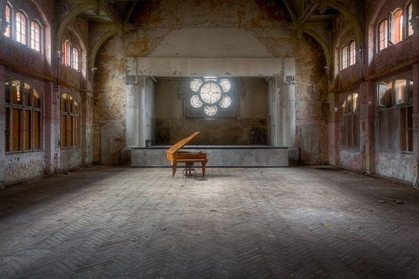 Liedje op de Piano van Roman Robroek
