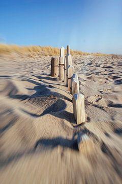beach sand van Karin vanBijleveltFotografie