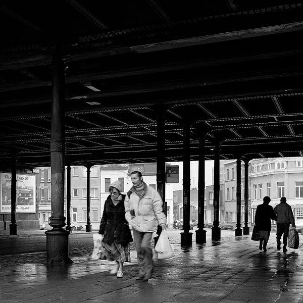 Straatfotografie in Antwerpen van Raoul Suermondt