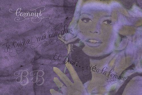 Mural - Brigitte Bardot