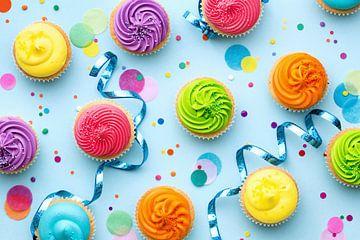 12266654 Fête des cupcakes sur BeeldigBeeld Food & Lifestyle