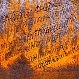 Zuhause ist da, wo die Musik ist... von Alice Berkien-van Mil