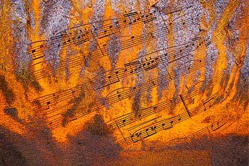 Home is where the music is... van Alice Berkien-van Mil