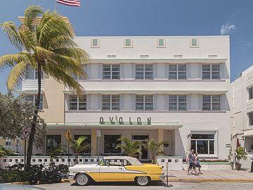 Miami Beach I van Michael Schulz-Dostal