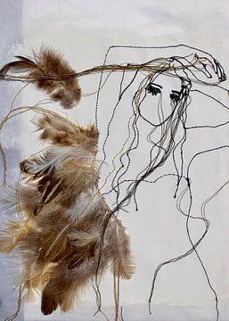 'Heaven Spirit' van Kim Rijntjes