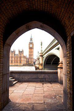Une vue de Londres sur Daphne Groeneveld