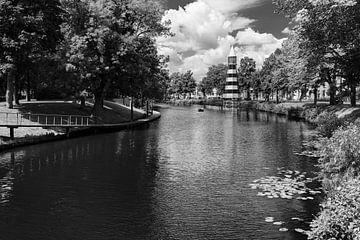 De Vuurtoren van Breda van JPWFoto