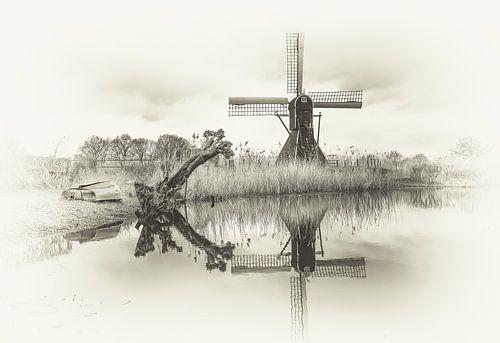 Moulin à Lower Keppel
