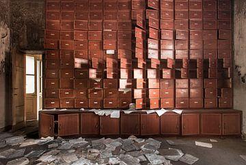 Lost files sur Olivier Van Cauwelaert