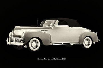 Chrysler New Yorker Highlander 1940