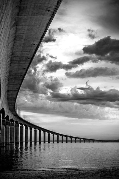 Bridge over troubled water van Wouter Sikkema