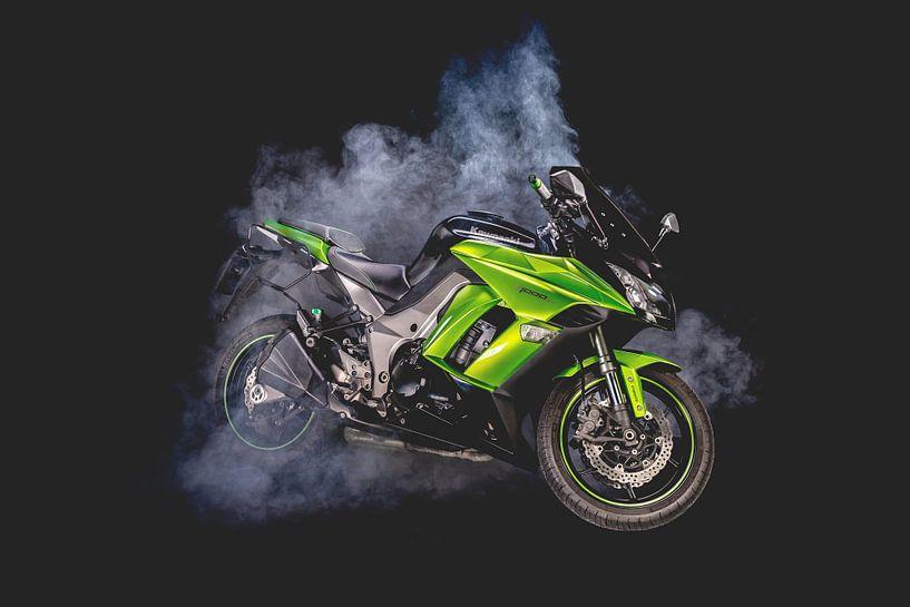 Kawasaki z1000SX von Sebastiaan van Stam Fotografie