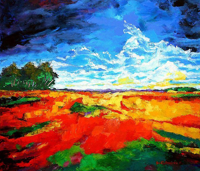Summertime von Eberhard Schmidt-Dranske