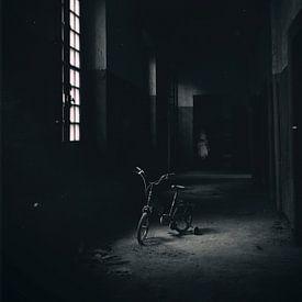Bicyclette 5 sur Kirsten Scholten