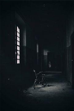 Fahrrad 5 von Kirsten Scholten