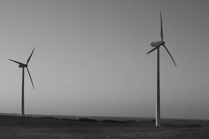 Windräder van Silke R.