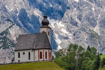 Kirche Dienten am Hochkonig von Harold van den Berge