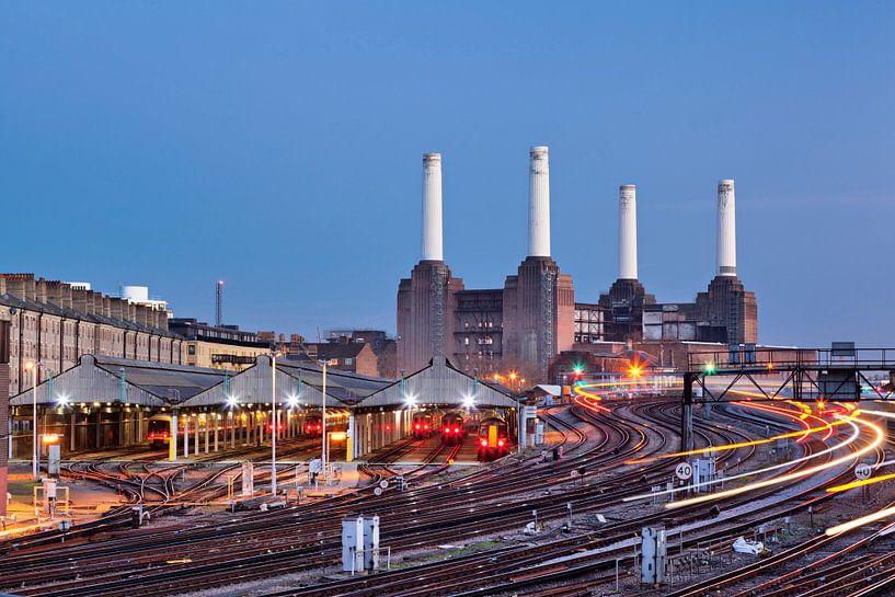 Battersea Power Station van David Bleeker