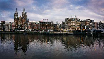Amsterdam van Alena Moedt
