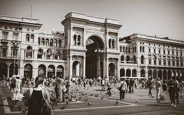 City center shopping mall Milano von Royce Photography