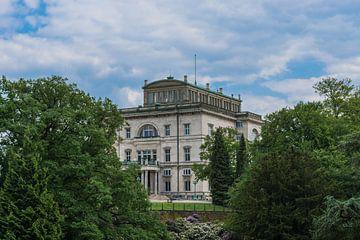 Statige Villa Hügel in Essen, Duitsland van Patrick Verhoef