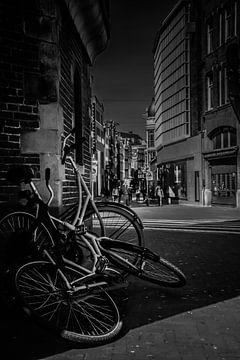 Le vélo à Amsterdam sur Kelly Vermeer