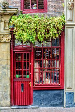 Kleinste huis van Amsterdam. sur Don Fonzarelli
