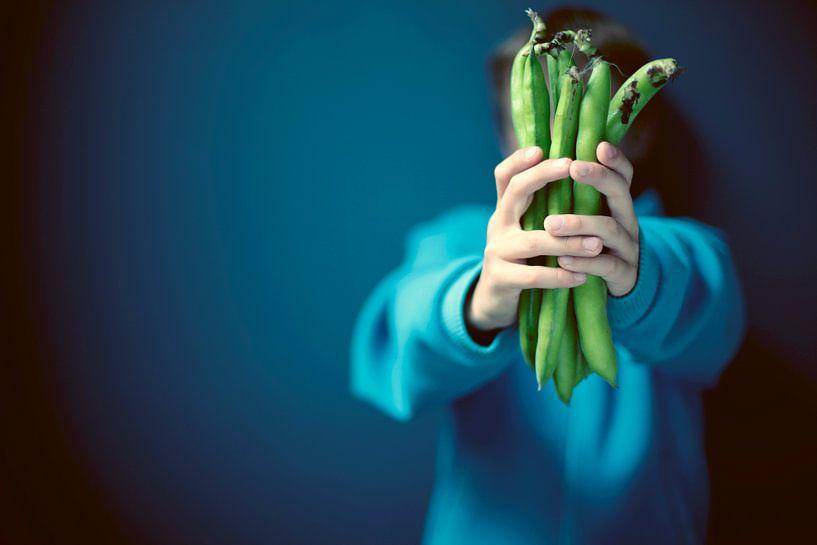 De tuinboon van Anna Green