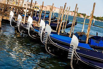 Gondola's van Venetie van Ron Van Rutten