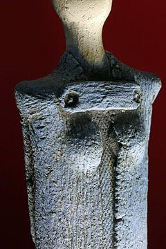 Imaginäre Büste in Bildern (2) von Wim Bodewes