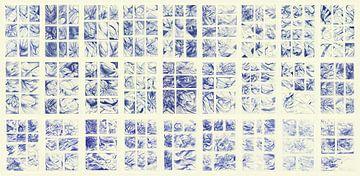 Ausgewählte 'Superpositions'-Serien 2009 - 2019 von Hans Zantman